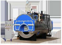 Wood Fire Steam Boiler