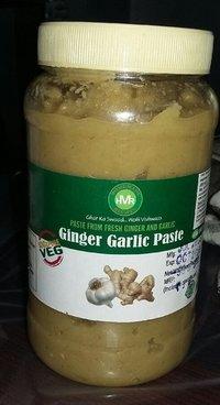 Fresh Ginger Garlic Paste