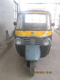 Commercial Three Wheeler Passenger Auto Rickshaw