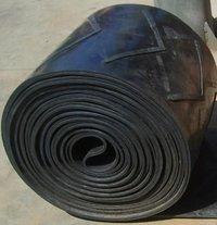 Endless EP Heat Resistant Rubber Conveyor Belt For Cement Plant