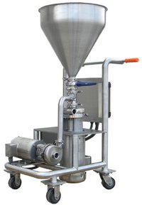 Blending And Mixing Machine