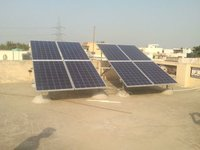 Solar Off-Grid Roof Top System