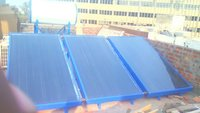 300 LPD Solar Water Heater Flat Plate Collector