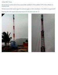 Mobile Tower 20 Meter