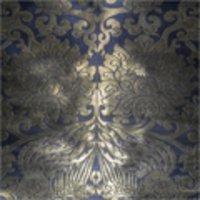 Golden Brocade Fabric