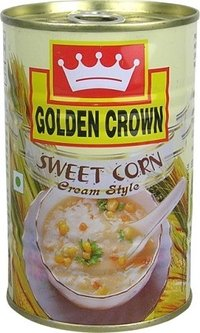 Canned Sweet Corn Soup Concent