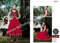 Exclusive Designer Anarkali Salwar Suit