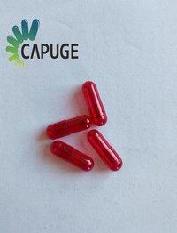 Halal Empty Hard Gelatin Capsule Empty Medicine Capsules Size 2 Separate