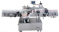 Automatic Double Sides Round Bottle Self Adhesive Sticker Labeling Machine