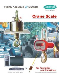 Industrial Crane Scale