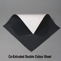 Co-Extruded Double Colour Sheets