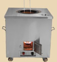 Two In One Gas & Coal Tandoor