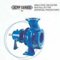 Single Stage End Suction Back Pull-Out Type Centrifugal Pumps