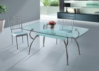 Glass Dining Table D37