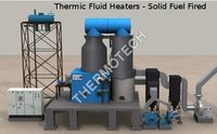 Thermal Oil Heater (Solid Fuel Fired)
