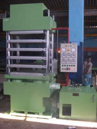 RCD Series Rubber Compression Moulding Press