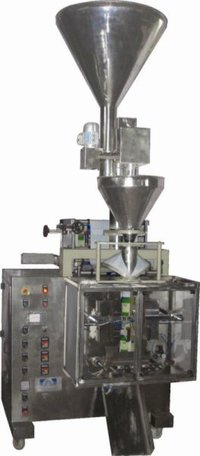 Automatic Pouch Packing Machinery