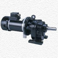 Powertek PMDC Geared Motors
