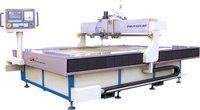 Abrasive Cnc Waterjet Cutting Machine