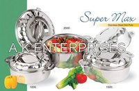 Stainless Steel Supermax Hot Pot