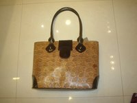 Shantiniketan Leather Handbag