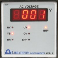 Three Phase AC Voltage Scanner