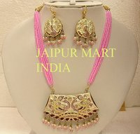 Indian Lakh Kundan Jewelry