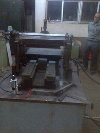 Rod And Stud Straightening Machine