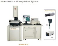 CNC Video Inspection System