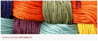 100% Cotton Gassed and Mercerised Knitting Yarns