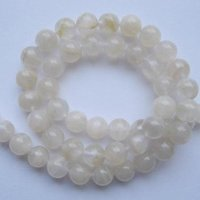 Rainbow Moonstone Round Beads