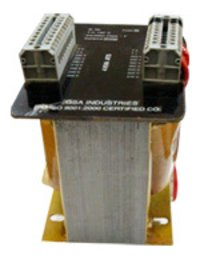 Control Transformers With Tape Bound Aircool
