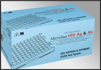 4th Generation Microlisa Hiv Ag & Ab