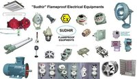 Flameproof Electrical Equipments