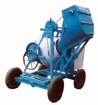 10/7 Concrete Mixer