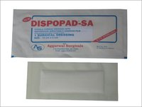 Combine Dressing Pad With Adhesive