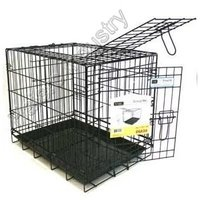 Folding Dog Cat Kennel Crate Cage HCSA-20