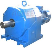 Inline Helical Geared Motors