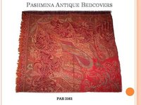 Pashmina Antique Bed Covers