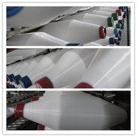 White Semi Dull Nylon Monofilament Yarn (30d/1f )