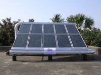 Industrial Solar Dryer