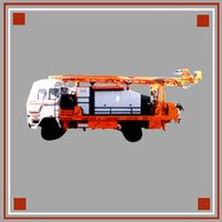Truck Mounted DTH Drilling Rig