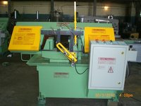 Swing Type Automatic Band Saw Machines (Roller Feeder)