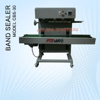 Continuous Band Sealers Machines