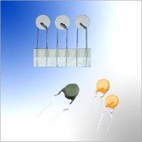 PTC Thermistor Current Protector