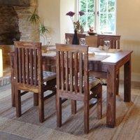 Elegant Wooden Dining Table