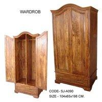 Designer Handcrafted Wooden Almirah
