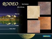 Rodeo Series Floor Tiles