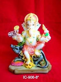 Chuha Ganesha Statue