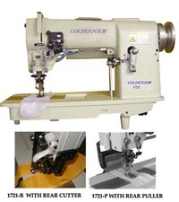 2 Needle Hemstitch Picoting Sewing Machine